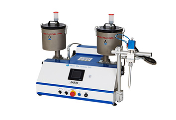 [Translate to China: 中国:] METER MIX® PAR 3CE metering, mixing and dispensing machine