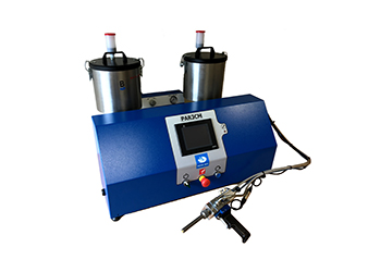 METER MIX® PAR 3CM metering and mixing machine